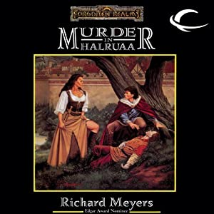 Murder in Halruaa: A Forgotten Realms Mystery | [Richard Meyers]