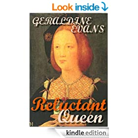 Reluctant Queen: Tudor Historical Novel About Mary Rose Tudor, the Defiant Little Sister of King Henry VIII