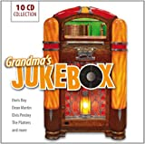 Grandma's Jukebox: Rock Around The Clock, Only The Lonely, Love Me Tender, In The Mood, Diamonds Are A Girl's Best Friend, amo! Elvis Presley