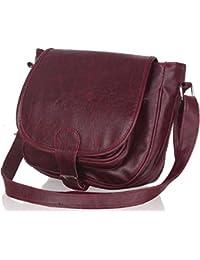 Stalkers Fancy Stylish Elegance Fashion Sling Side Bag For Women & Girls.