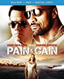 Pain & Gain (Blu-ray + DVD + Digital Copy)