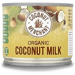 Lait de coco biologique - 200 ml x6