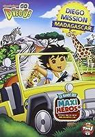 Diego mission Madagascar © Amazon