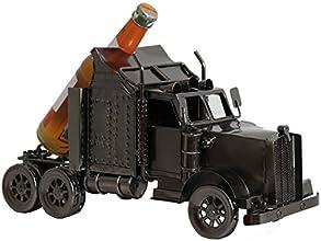 BRUBAKER Bier Flaschenhalter Truck Metall Skulptur XXL Geschenk