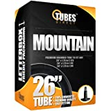 "26"" Premium Branded Mountain/MTB/Cycle/Bike Inner Tube 26"" x 1.75 to 2.125 (Fits any 1.75, 1.85, 1.90, 1.95, 2.0, 2.10) Schrader/Car Type Valve - FREE P&P!!"