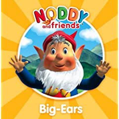 Big-Ears (Noddy and Friends Character Books)
