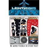 Lightweights Power Reflectors for Clothing (60-Piece) ~ Light Weights