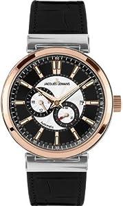 Jacques Lemans Verona Automatic Mens Watch Classic & Simple