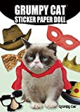 img - for Grumpy Cat Sticker Paper Doll book / textbook / text book
