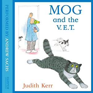Mog and the Vee Ee Tee Audiobook