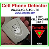 Slacking at Work ??, use a CellPhone Detector TBGHz : 4G,4G LTE (Bands 13,17,8) .