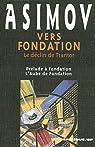 Vers Fondation : Le déclin de Trantor par Asimov