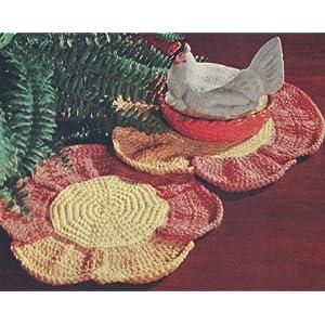 Pot Holder Crochet Pattern | Beso.com