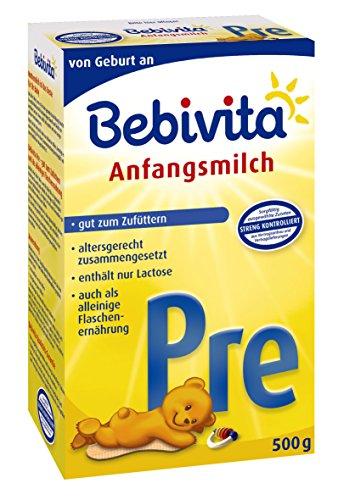 babymilch pre test