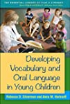 Developing Vocabulary and Oral Langua...