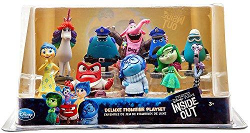 ディズニー・ピクサー インサイド・ヘッド DX フィギュア 10体セット Disney / Pixar Inside Out Inside Out Deluxe Figure Playset【平行輸入品】
