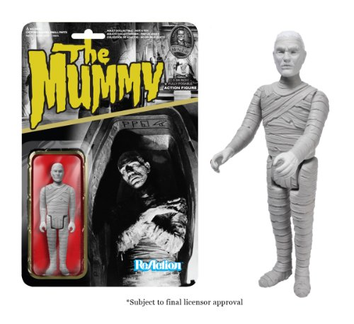 Funko Universal Monsters Series 2 - Mummy ReAction Figure - 1