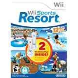 Limited-Edition Wii Sports Resort Bundle with Two Wii MotionPlusby Nintendo