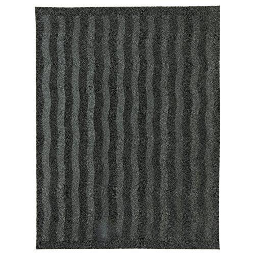 Gray Foyer Rug : Ikea indoor gray entryway hallway large mat rug anti slip