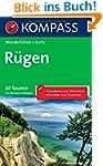 R�gen: Wanderf�hrer mit Tourenkarte i...