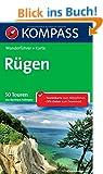 R�gen: Wanderf�hrer mit Extra Tourenkarte zum Mitnehmen.