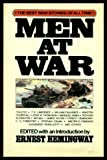 img - for Men at War: The Best War Stories of All Time book / textbook / text book