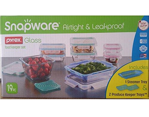 snapware-airtight-leakproof-pyrex-glass-food-keeper-set-19-piece-set