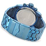 Invicta Pro Diver Multi-Function Champagne Dial Blue Ion-plated Mens Watch 15044