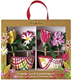 Meri Meri 45-0957 Little Garden Cupcake Kit