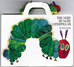 The Very Hungry Caterpillar Giant Board Book and Plush package: Eric