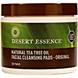 Desert Essence - Aloe Facial Cleansing Pads
