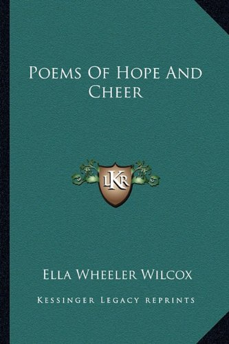 Poems of Hope and Cheer
