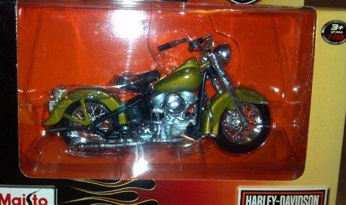 1:18 Harley Davidson 2009 Fxdfse Cvo Fat Bob Diecast Motorcycle Model
