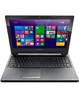 """Lenovo G50-80 Ordinateur Portable  15"""" Noir (Intel Core i3, 4 Go de RAM, Disque dur 1 To, Intel HD Graphics, Mise à jour Windows 10 gratuite)"""