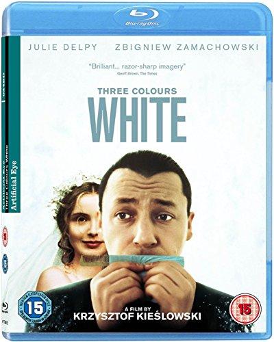 Blu-ray : Three Colours White