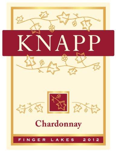 2012 Knapp Winery Cayuga Lake Chardonnay 750 Ml