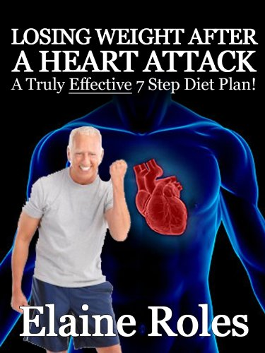 LOSING WEIGHT AFTER A HEART ATTACK - A Truly EFFECTIVE 7 Step Diet Plan