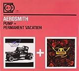 Aerosmith 2 For 1: Pump / Permanent Vacation