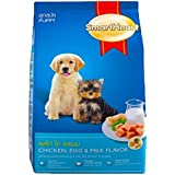 Smart Heart Puppy Chicken, Egg And Milk, 8 Kg