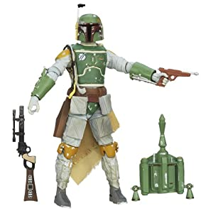 Star Wars The Black Series Boba Fett Figure 6 Inches