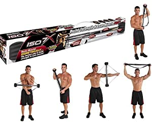 ISO 7X Isometric Workout Bar by ISO 7X
