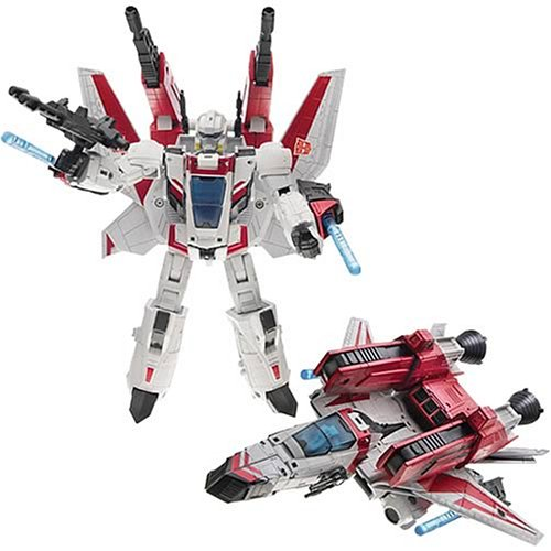 Jetfire - Transformers Voyager Classic from Hasbro