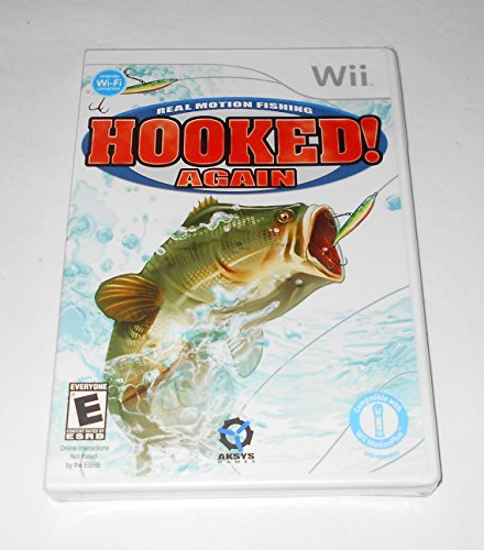 Hooked! Again - Real Motion Fishing - 1