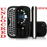 Alcatel Sparq OT-606a T-Mobile Unlocked GSM Qwerty Slider Cell Phone