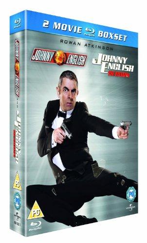 Johnny English (2003 - 2011) (Movie Series)