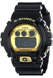 Casio Men's GD-X6900FB-1CR G-Shock Digital Display Quartz Black Watch