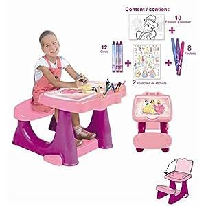 D'Arpèje - Princesas Disney - Ocio Creativo - Actividades Zona de Juego de colorear