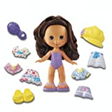 Fisher-Price Snap N Style Doll Erika
