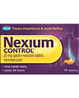 Nexium Control 14 tablets 20mg | For Frequent Heartburn