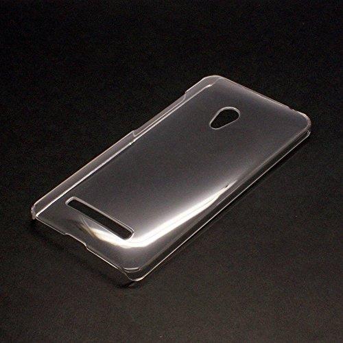 Smartist Rakuten ASUS Zenfone 5 PC Case  楽天 モバイル SIM フリー ゼンフォン 5 ポリカーボネイト デコ 素材 キラキラ ハード ケース Clear クリア 透明 CASEASZEN5-PCCase01-CL